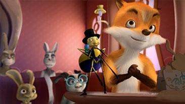 《兔子镇的火狐狸》